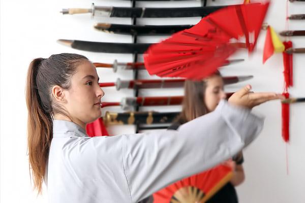 Εκπαιδευτικό Διήμερο Κατάρτισης Και Εκπαίδευσης | Σαολίν Κουνγκ Φου