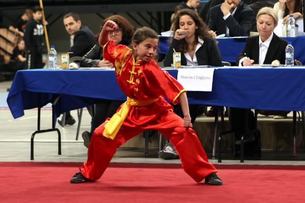 Σαολίν Κουνγκ Φου | Ο Φοίνικας στο 18ο Πανελλήνιο Πρωτάθλημα Γουσού